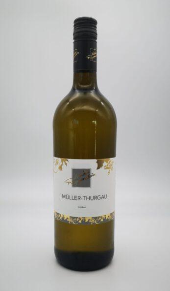 2018 MÜLLER-THURGAU QbA trocken 1,0 L